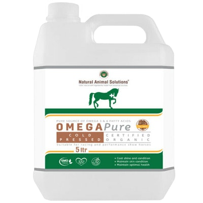 Natural Animal Solutions Nas Omega Pure Animal Supplement 5L