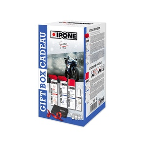 Ipone Gift Box Clean Protect and Polish Kit