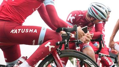 The Katusha Project: Seeking to Make Professional Cycling Sustainable