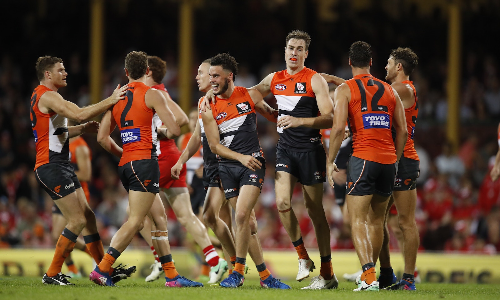 AFL Season 2018; GWS Giants Football Club Hospitality