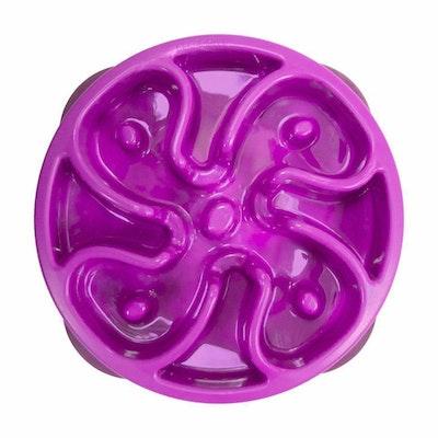 OUTWARD HOUND Fun Feeder Mini / Purple