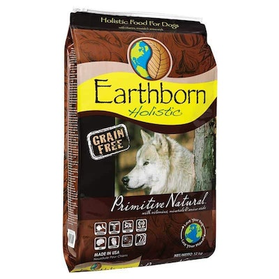 Earthborn Holistic Primitive Natural Grain Free Chicken Dry Dog Food