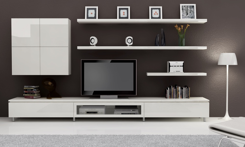 How to Measure an Entertainment Unit
