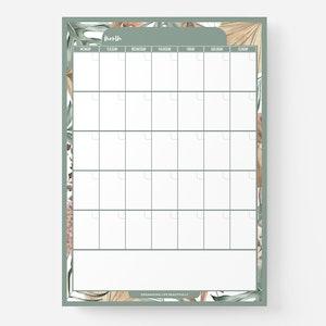 Magnet | Calendar - Boho Design