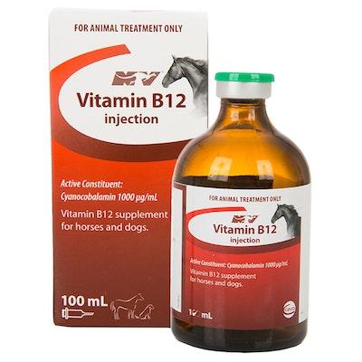 CEVA Vitamin B12 Complex For Horses Dogs Vitamins 100ml