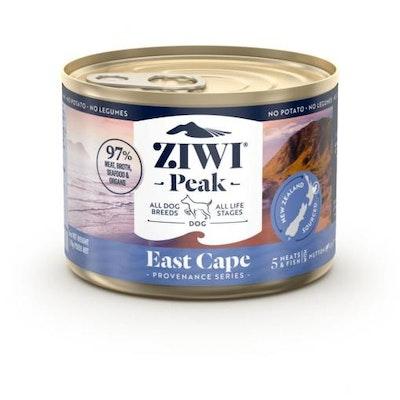 ZiwiPeak Provenance East Cape Canned Dog Food 170G