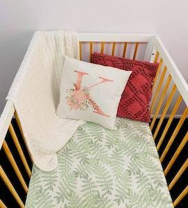 Little Gremlins Co  Cot Sheets