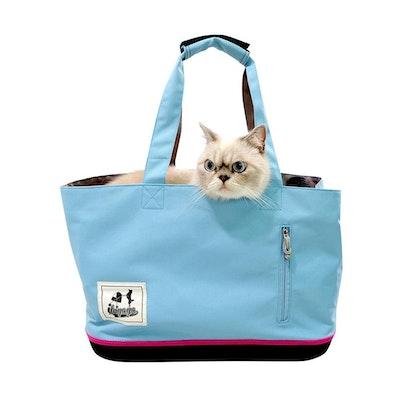 Ibiyaya Colour Play Pet Carrier Sky Blue