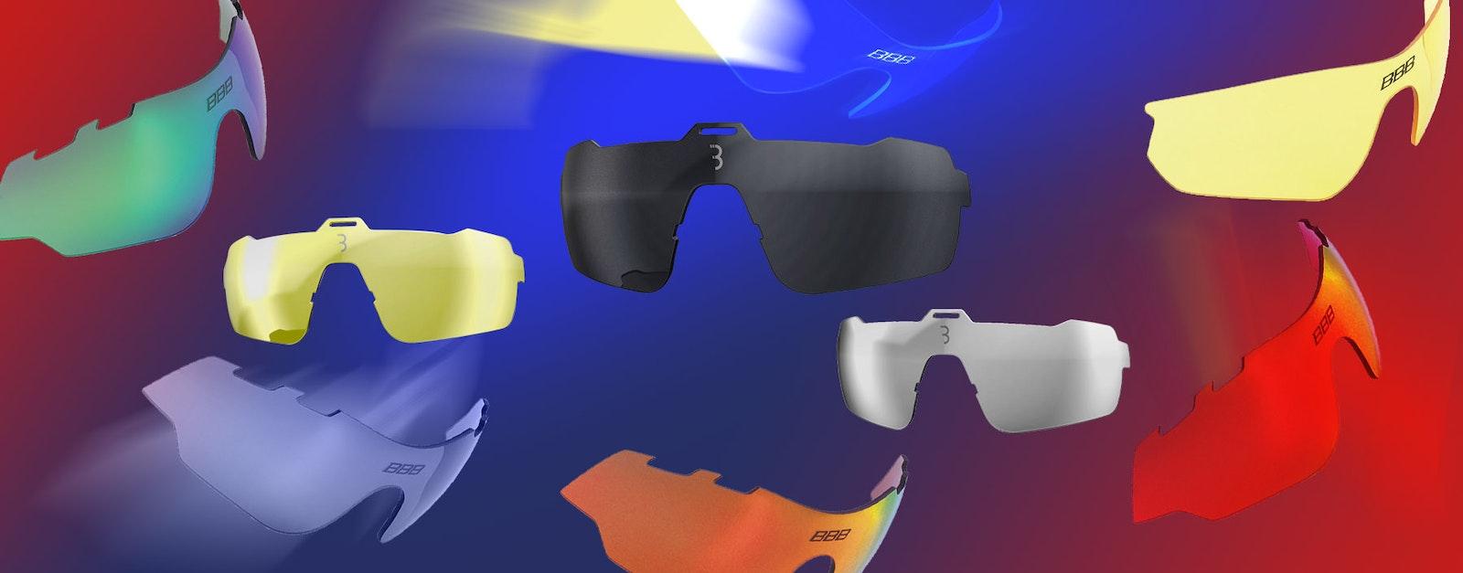 Types of lenses