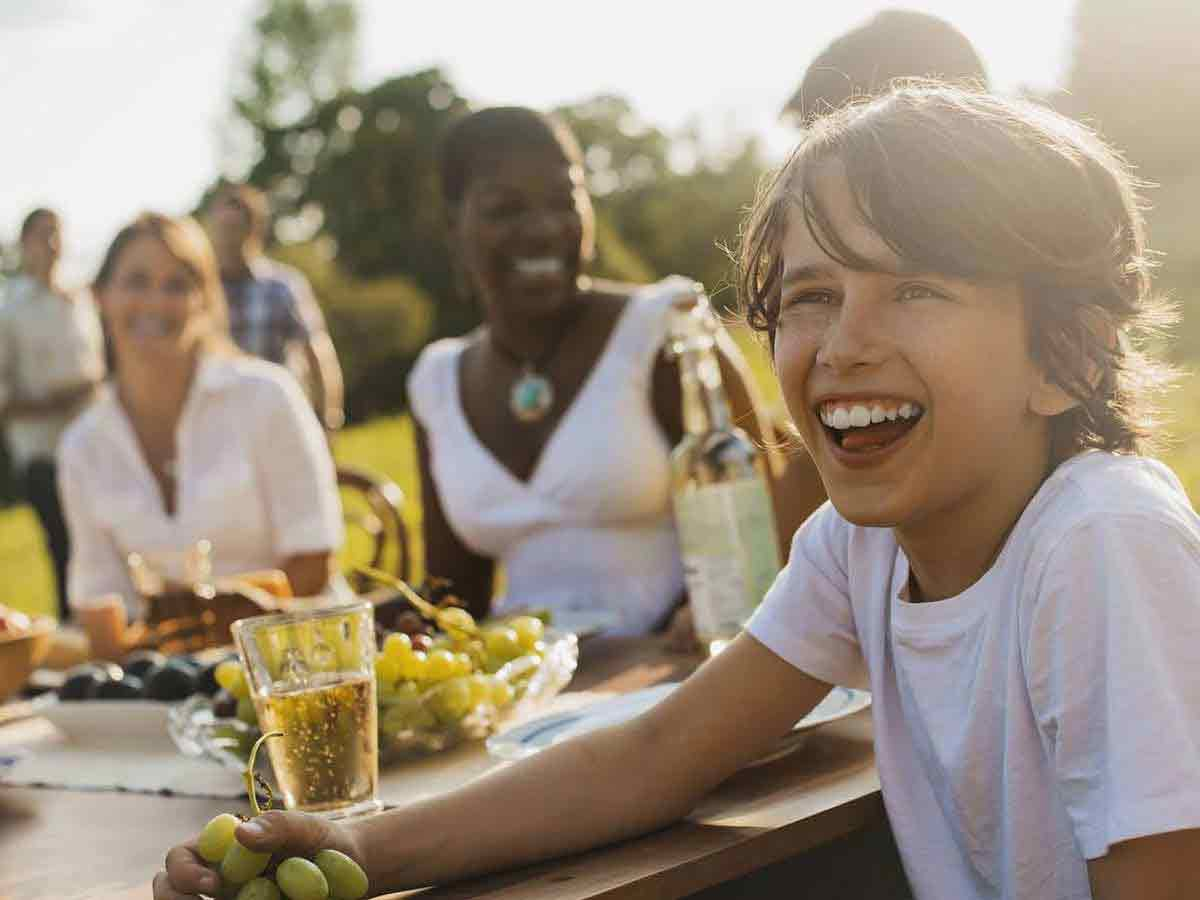 Should I Be Drinking Around my Children?