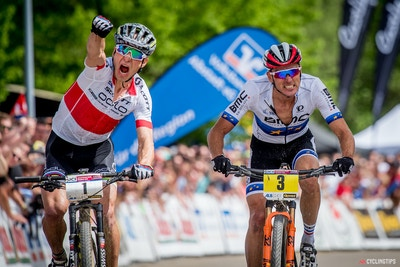Absalon and Schurter: Olympic MTB race one final showdown for the greatest rivalry in pro cycling