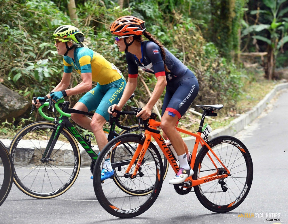 Women s road race Rio Olympic Games 2016 2