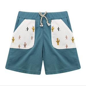 Cactus Shorts (1-7yrs old)