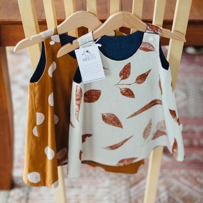 Producing Unique Kids Clothes With Bandicute's Mother-Daughter Duo.