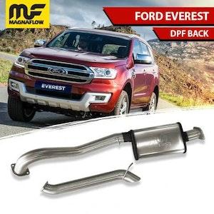 Ford Everest 2017-2020 3.2L TD MagnaFlow DPF-Back Exhaust System