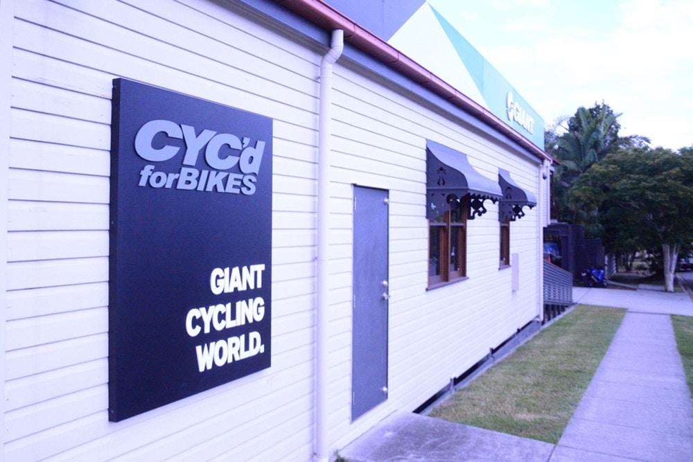 Australia's Hottest Bike Shops - Cyc'd For Bikes