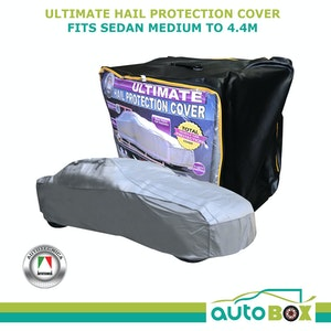 Autotecnica Ultimate Hail Stone Car Cover To Fit Sedan to 4.4m Full Protection