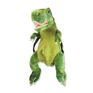 Johnco - Green Dinosaur Backpack