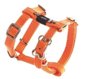 Rogz Luna Harness Orange