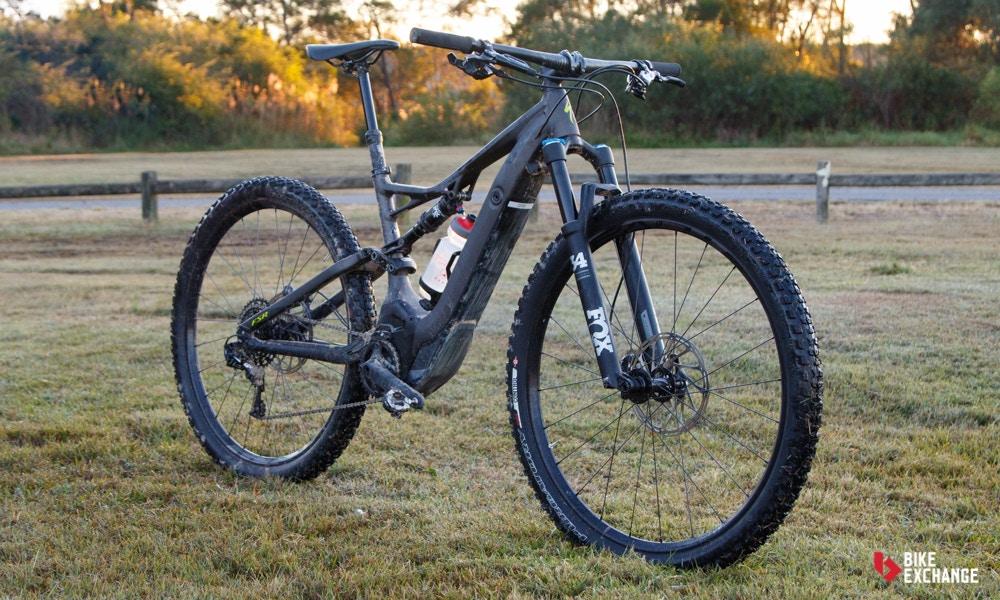 879be4ac59e Specialized Turbo Levo FSR Electric Mountain Bike – First ...
