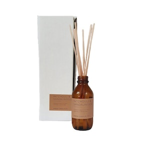 Patchouli & Sandalwood Reed Diffuser