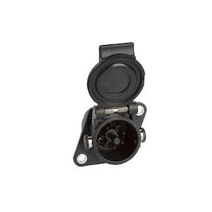 Trail-Link 7 Pin EBS Socket 12V Screw Type