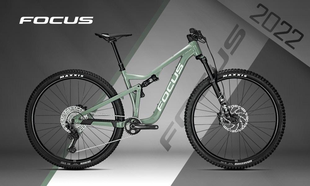 Focus 2022: Hier sind die neuen Bikes