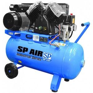 XRV17 Air Compressor 3hp 50Lt Belt Drive Trade Cast XRV17