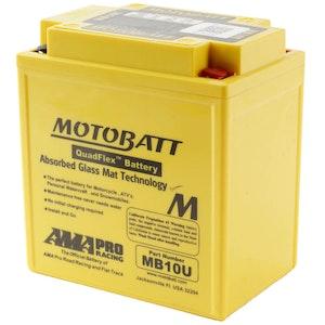 MB10U MotoBatt Quadflex 12V Battery