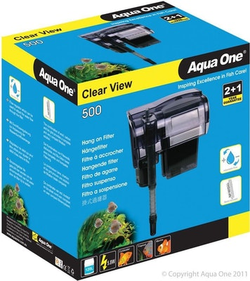 Aqua One Hang On Filter H500
