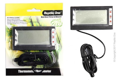 Reptile One Thermometer and Hygrometer