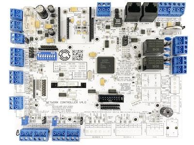 CS Technologies EVO2 2 Door Access Network Controller with 2000 User Capacity