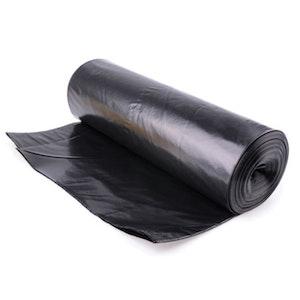 Bin Liner - Black 80L