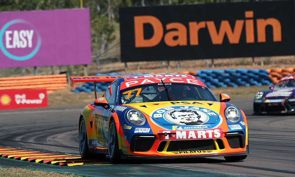 2019 Porsche Carrera Cup, Darwin Triple Crown, Round 4