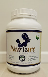 Nature's Happiness Nurture Premium Breastfeeding shake