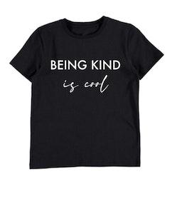 Being Kind is cool Tee - Black