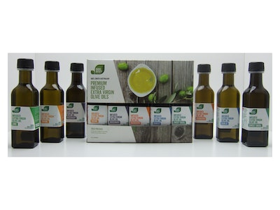 Infused Extra Virgin Olive Oil 5 Pack
