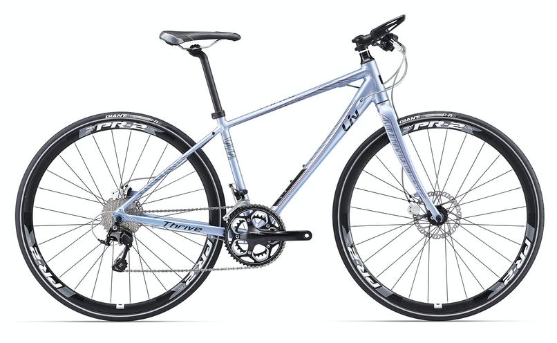 Thrive 0 Disc, Flat Bar Road Bikes