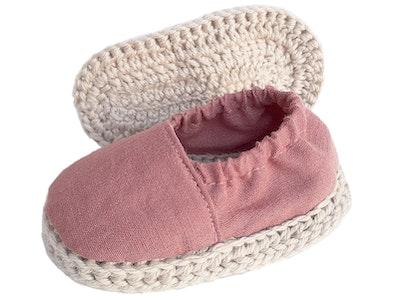 Wildchase Charlimooz - Espradrills (Crochet Sole & Cotton Top)