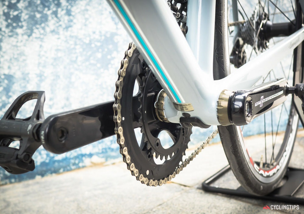 fullpage Potenza crank arms