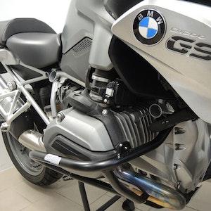 Crash Bars Engine Protectors - BMW R1200GS Adv LC 13-18 Black