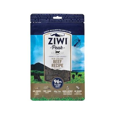 ZiwiPeak ZIWI Peak Air-Dried Beef Recipe For Cats - 400G