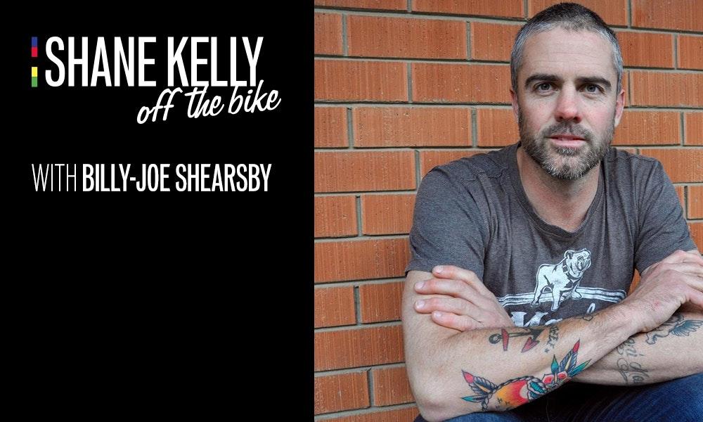 Shane Kelly Off The Bike With Billy Joe Shearsby