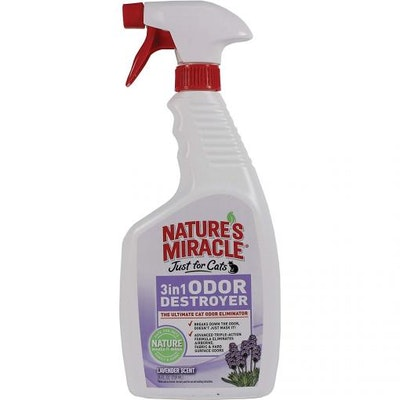 Natures Miracle Nature's Miracle JFC 3in1 Odor Destroyer Lavender 709ml