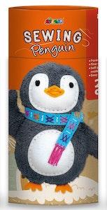 Avenir -  Sewing - Doll - Penguin