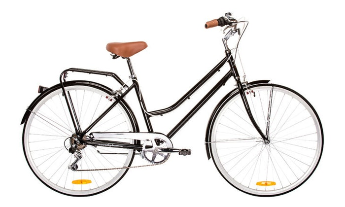 vintage bikes Reid 2013 Ladies Lite 7 Speed Black