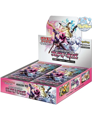Fairy Rise - [POKÉMON] Japanese Booster Box - SM7b