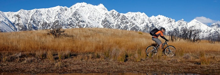 Cycling Destinations New Zealand