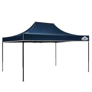 Instahut Gazebo Pop Up Marquee 3x4.5m Outdoor Tent Folding Wedding