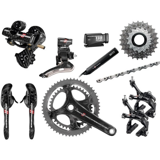 Road Bike Buyers Guide 2016 BikeExchange Campagnolo Super Record Groupset